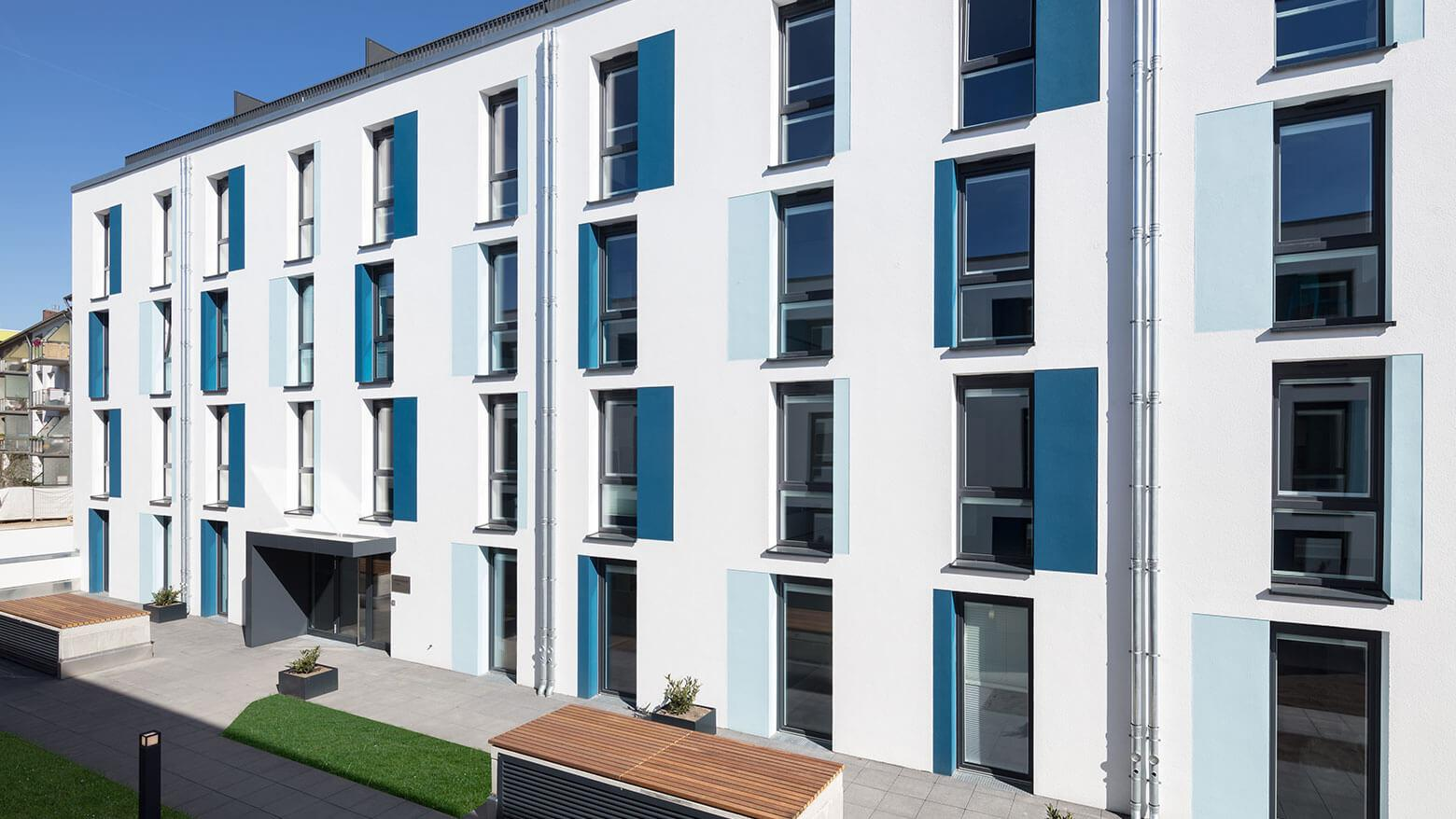 Attractive student apartments in Cologne